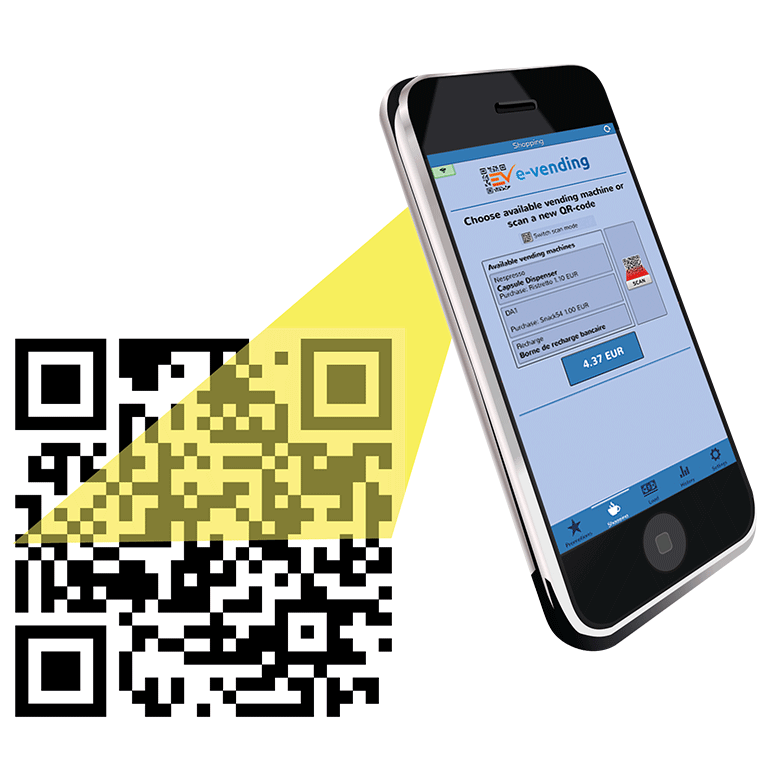CPI e-vending Mobile Application   CPI