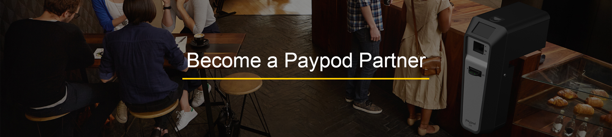 Become a Paypod Partner