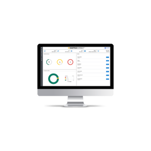 Easitrax Connect dashboard by CPI